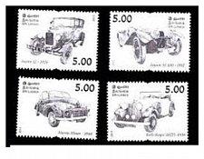 Buy Sri Lanka: SRI LANKA- Vintage Cars 2011- Jaguar- Austin- Rolls Royce- Morris Min