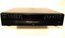 Buy NICE Sony CDP-CE275 5 Disc Carousel CD Changer Player Digital HD Converter
