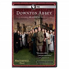 Buy DOWNTON ABBEY second SEASON 2nd DVD downtown Elizabeth MCGOVERN Maggie SMITH