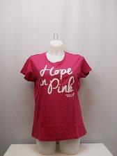 Buy SIZE M Womens T-Shirt SUSAN G KOMEN Hope In Pink Breast Cancer Awareness