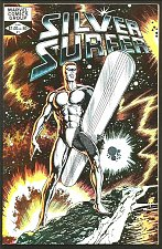 Buy SILVER SURFER #1 JOHNE BYRNE double-sized one shot GUARDIANS OF THE GALAXY