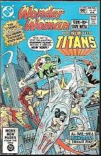Buy WONDER WOMAN #287 Teen Titans VF+ 1982 DC Comics Wolfman Heck Tanghal