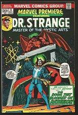 Buy Marvel Premiere #8 Doctor Strange Marvel Comics Gardner Fox, STARLIN 1972 VF/+