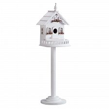 Buy 34320U - Freestanding Victorian Decorative Wood Birdhouse