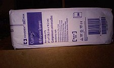 """Buy Covidien 9024 Curity Non-Woven All-Purpose Sponge 4""""x 4"""" (200 IN EA ) 4PLY"""