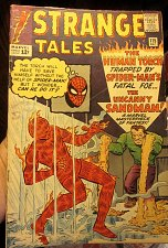 Buy Strange Tales #115 Origin of Dr. Strange Key Steve Ditko Marvel Comics 1963
