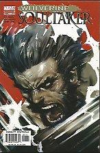 Buy LOGAN, Wolverine Soultaker #1 Marvel Comics High Grade VF/NM- 2005