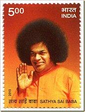 Buy India Commemorative Stamp on Sathya Sai Baba A spiritual leader