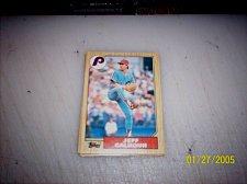 Buy 1987 Topps Traded Baseball JEFF CALHOUN PHILLIES #T16 FREE SHIPPING