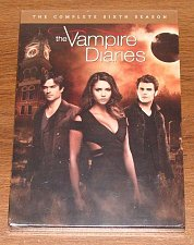 Buy The Vampire Diaries Sixth Season series 6 six DVD sealed 5 disc box set