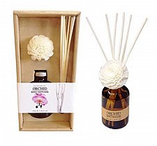 Buy Home Aroma Reed Essential oil Phutawan Fragrance Orchid Thai Spa Scent Diffuser