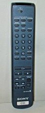 Buy SONY RM DC43 five disc changer REMOTE CONTROL CDP C415 CDP CE415 CDP C36 C360Z