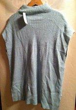 Buy Banana Republic Women`s L Tunic Sweater Light Turquiose NWT