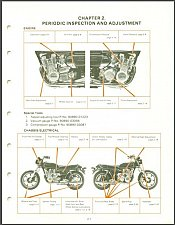 Buy 1978-1979-1980-1981 Yamaha XS1100 / XS1100E ( XS Eleven ) Service Manual on a CD