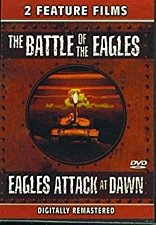 Buy new 2Movies DVD Double Feature The Battle of the Eagles & Eagles Attack at Dawn