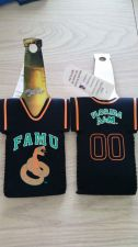 Buy Lot of 2 Florida A&M Rattlers Bottle Jersey Koozies (405)