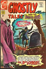 Buy Ghostly Tales #81 STEVE DITKO art/story CHARLTON COMICS 1970