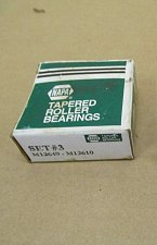 Buy NAPA TIMKEN M12629 TAPERED ROLLER ball BEARING M12610 RACE CONE CUP steel set#3