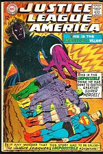 Buy Justice League of America #59 DC Comics 1967