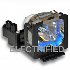 Buy EIKI POA-LMP37 POALMP37 OEM LAMP IN E-HOUSING FOR PROJECTOR MODEL LC-SM4