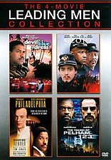 Buy 4movie DVD PELHAM 123,PHILADELPHIA,GLORY,John TRAVOLTA Tom HANKS Morgan FREEMAN