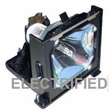 Buy EIKI POA-LMP46 POALMP46 OEM LAMP IN E-HOUSING FOR PROJECTOR MODEL LC-XG200