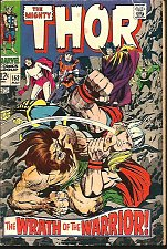 Buy THOR #152 SILVER AGE JACK KIRBY STAN LEE Marvel Comics 1968