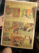 Buy FLASH GORDON Sun. Newspaper Strip April 27, 1941 ALEX RAYMOND shrinkwrapped
