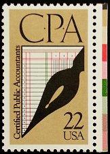 Buy 1987 22c C.P.A. Certified Public Accountants Scott 2361 Mint F/VF NH
