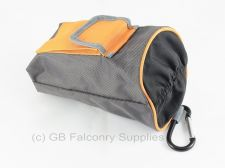 Buy falconry meat pouch.