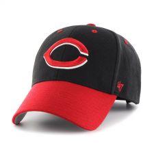 Buy Cincinnati Reds MLB Audible Two Tone MVP Hat by '47