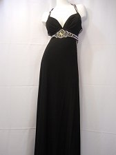 Buy Women Formal Dress SIZE 20 Hand Beaded Evening Bridal Bridesmaids Prom