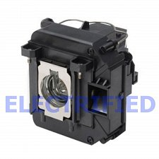 Buy ELPLP63 V13H010L63 FACTORY ORIGINAL BULB N GENERIC CAGE FOR EPSON PowerLite4300