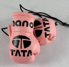 Buy TATA Nano Mini boxing gloves ideal for rear view mirror