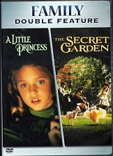 Buy 2movie DVD Little Princess,Secret Garden,Eleanor BRON Kate MABERLY Maggie SMITH