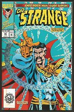 Buy Dr. Strange #50 Marvel Comics Holofoil special effect cover 1993 THICKER