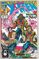 Buy The UNCANNY X-MEN #282 Marvel Comics 1988 High Grade NM BISHOP -1st Appearance