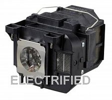 Buy ELPLP75 V13H010L75 LAMP IN HOUSING FOR EPSON PROJECTOR MODEL Powerlite 1950