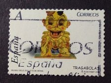 Buy Spain 2008 1v used Stamp Mi4272 Toys Tragabolas
