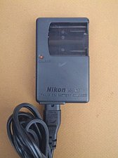 Buy NIKON BATTERY CHARGER = camera CoolPiX S225 S230 S200 ENEL10 power wall plug ac