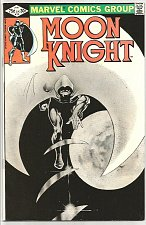 Buy MOONKNIGHT #15 Marvel Comics great cover special issue 1982 Sienkiewicz