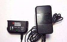 Buy Black & Decker 12v 14.4v 18v Battery Charger electric drill power adapter plug