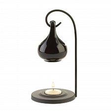 Buy 15146U - Black Ceramic Teardrop Oil Warmer