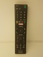 Buy genuine SONY RMT TX100U Remote Control Smart TV w/Netflix button ACTION MENU