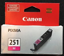 Buy Canon CLi 251 M red ink cartridge - PIXMA MX 922 722 MG 5420 6320 iP7220 printer