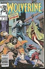Buy Wolverine #4 VF/NM- Marvel Comics 1989 BWS Back Cover Bloodsport