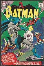 Buy BATMAN #178 DC COMICS 1966 Silver Age Comic