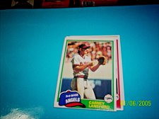 Buy 1981 Topps BASEBALL CARD OF CARNET LANSFORD #639 MINT FREE SHIPPING