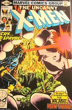 Buy Uncanny X-men #144 Marvel Comics 1st Series & Print VF 1981 Days of Future Past