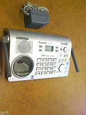 Buy KX TG5776 S PANASONIC charger base unit = cordless TGA571 S handset tele phone